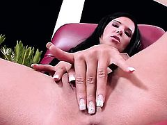 Ashley Bulgari cant stop masturbating
