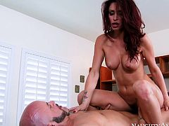 Sex insane slut gets her muff drilled hard on the billiard table. Then she swallows big cock and dreams of abundance of semen deep in her throat.