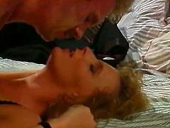 Watch this hot and extremely sexy babe getting banged her wet pussy by her friend's toungue and then his large cock in The Classic Porn sex clips.