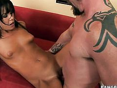 Tanner Mayes gets throat stuffed by hot fellow