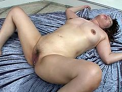 Sexually charged mature mommy is getting hammered bad from behind. After getting spit-roasted she fucks in a missionary position.