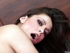 Nikki Vee gets seriously fucked in her mouth by Will Powers