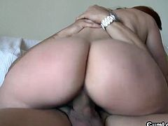 Watch this sexy hot babe with two big pair of tits and sexy ass that she teases you as the video begins.Tight pink pussy and nice thick booty,makes her more demanding.
