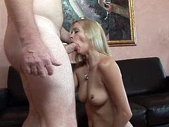 Curvy light haired bitch with awesome body gives a professional blowjob. Have a look at thus chick in All Porn Sites Pass xxx clip.