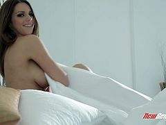 Stunning Brooklyn Chase Gets Fucked Hard By Ramon Nomar