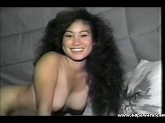 Susan Yama poses naked and provokes with her body in this fantastic free amateur porn video set by Ed Powers. This hot party is barely getting started here!