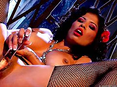 Alexis Amore cant live a day without touching her love hole