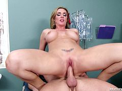 Make sure you have a look at this hardcore scene where the busty Tanya Tate is fucked silly by this guy in the hospital.
