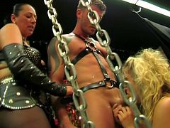 This is a bondage movie that will get you really really hard!