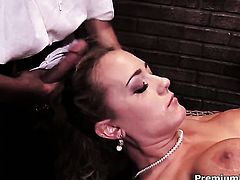 Trina Michaels screams in anal ecstasy