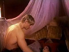 Check out this vintage video where these sexy ladies are fucked silly by a guy as you hear them moan and check out their great bodies.