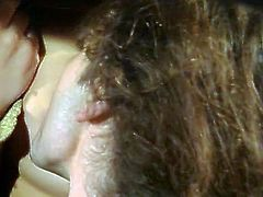 Long haired bonny harlot with sexy ass enjoyed awesome doggy style fuck with her brutal BF. Look at that steamy fuck in The Classic Porn sex clip!