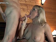 Needy and willing to get nailed like never before, Virginia Milf starts taking it in the ass