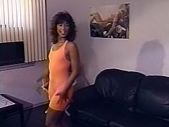 Raven haired salacious tootsie with small tits and big sexy booty pleased that light skinned camera guy with hard deep throat. Have a look at that lusty chick in The Classic Porn sex video!