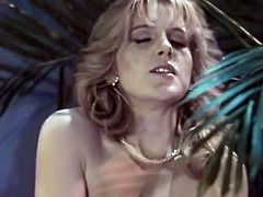 Naughty MILFs with hairy pussies play with each other while having steamy photoshoot. Then, the action turns into dirty FFM threesome. These are filthy memories of skanky model.