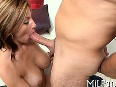 Sexy mother i\'d like to fuck with sexy stockings