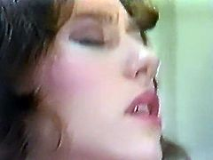Light haired torrid filth with small tits posed on sofa with legs spread and watched her kinky Asian partner eating her hairy cunt with passion.Take a look at that dirty lesbian sex in The Classic Porn sex clip!