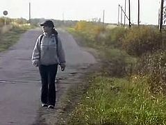 Walking Around the Russian Countryside xLx