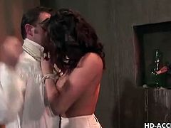 Sex starved Tory Lane wants more ass fucking