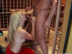 Hot slut Samantha Rone gets her pussy eaten and fucked by Johnny Castle