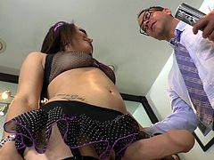 Kurt Lockwood And Yummy Gabriella Paltrova Go Hardcore With One Another
