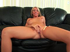 Voracious light-haired sexpot provides dude with blowjob and gets her eager trench nailed mish. Thereafter she gets doggyfucked and jumps on BBC in a reverse cowgirl pose.