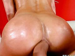 Ramon wants to drill delicious Shyla Stylezs bum forever
