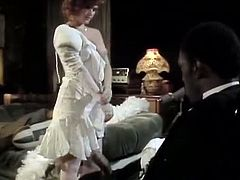Brandy Wine does what she does best before. She loves fucking with the black guys with a huge black cock. Watch her how she seduce her black partner and rode her huge dick for her orgasm.