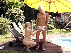 When Nesty and Linda Ray get horny, these two babes are ready to do whatever it takes to get their dirty needs satisfied.