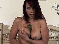Nicki Hunter shows her love for wet spot fucking in steamy hardcoreaction with horny dude