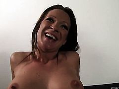 David Perry has unforgettable anal sex with Pamela Smile after she takes it deep down her throat