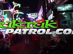 TukTuk Patrol brings you a hell of a free porn video where you can see how this horny Thai babe gets banged hard pov style while assuming very nasty poses.