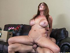 Boobalicious Korean hottie Kianna Dior gets fucked by Johnny Sins