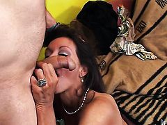 Persia Monir is hungry for hardcore fucking and gets used by horny dude