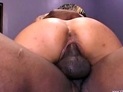 Have fun with this interracial scene where these horny Asian sluts are fucked by big black cocks in a this hot compilation video.
