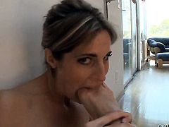 Incredibly sexy woman Kara Price is fuckable and hard cocked dude knows it