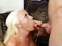Unthinkably hot pornstar loves the way Michael Vegas pounds her vagina