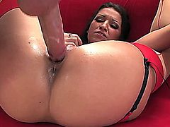 Ann Marie gets her Latina Gash fucked.