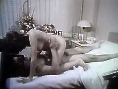 kinky nurse gives eager blowjob to one well endowed patient