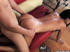 Nikki Daniels cant live a day without getting fucked by dudes throbbing schlong