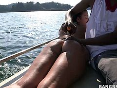 Camila, Juliana and Sofia enjoyed some outdoor adventure. These hot ladies love to suck a huge cock for a hot blowjob in orgasm.