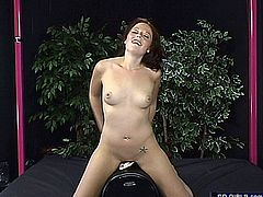 Srewin' the sybian with Meadow's hot helping hands really made me happy. This has been such a great cum filled morning.
