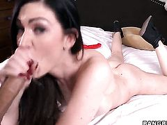Kendall Karson wants dudes boner to fuck her soft hands non-stop