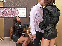 All Ass Access - Simony Diamond, Akasha Cullen, Tina Hot.