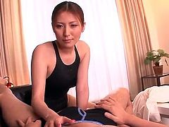 Nice Yuna Shinna Gives the Most Sleaze yonker Massages