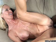 This is a hot fuck scene with a huge black cock and a hot shaved pussy getting fucked hardcore doggystyle in hot orgasm.