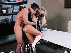 Mick Blue wants to bang enchanting Tasha Reigns deadeye forever