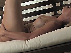 Dangerously sexy honey Kayden Kross will take your breath away with her perfect body