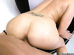 Mackenzee Pierce getting dicked hard and deep by Billy Glides stiff cock