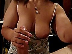 Video of a slutty latina housewife eating cock, submitted by WifeBucket.com